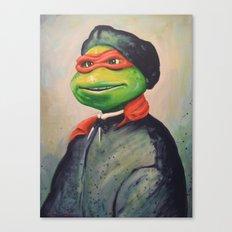 Raphdolfo Canvas Print