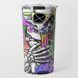Light It Up - Clown Vomit Travel Mug