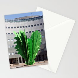 Green Area Stationery Cards