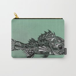 A Surly Rockfish - Atlantic Thornyhead-Longspine Carry-All Pouch