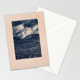 CLASSIC BLUE / Volcanic Rocks 02 Stationery Cards