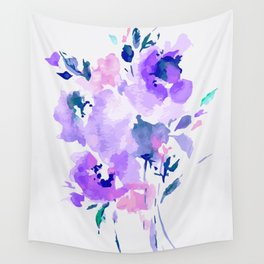 Flowers 7 Wall Tapestry