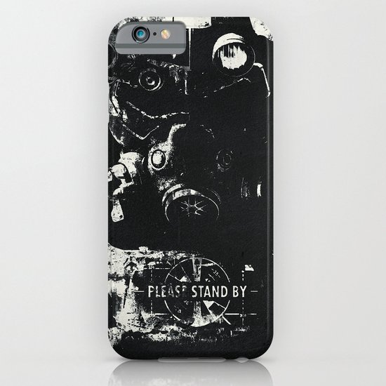 World on fire iPhone & iPod Case