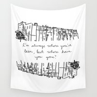 baltimore Wall Tapestries featuring Baltimore by Lasafro