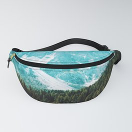 Forest Warm Fanny Pack