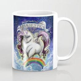 Majestic Unicorn Coffee Mug