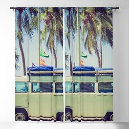 Beach Driving Blackout Curtain