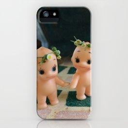 Daisy Chain Bebe iPhone Case