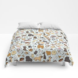 Doggy Doodle Comforters