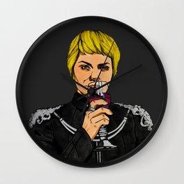 Cersi wine Wall Clock