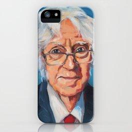 Derek Parfit iPhone Case