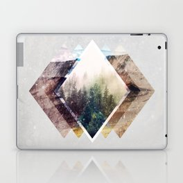 Mystic forest Laptop & iPad Skin