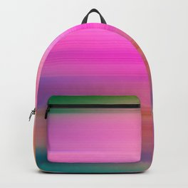 Blurred colours Backpack
