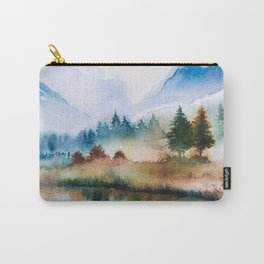 Winter scenery #16 Carry-All Pouch