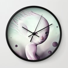 the unwanted Wall Clock