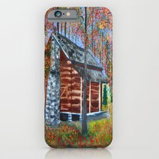 cabin in the woods  iPhone 6s Slim Case