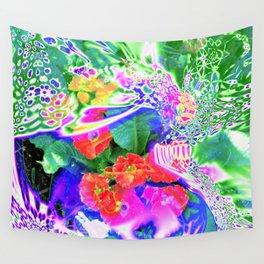 Primrose Peek Wall Tapestry