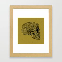Life in Cycles Framed Art Print