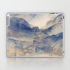 Tulle Mountains Laptop & iPad Skin