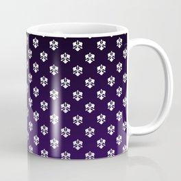 Millicent's Iris Coffee Mug