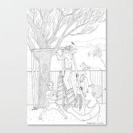 beegarden.works 011 Canvas Print