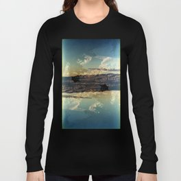 Landscapes c13 (35mm Double Exposure)  Long Sleeve T-shirt
