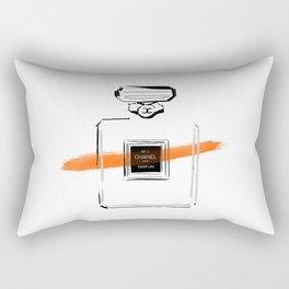 Orange Perfume 2 Rectangular Pillow