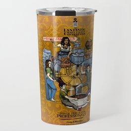 The Fantastic Craft Coffee Contraption Suite - The Power Percolator Professionals Travel Mug