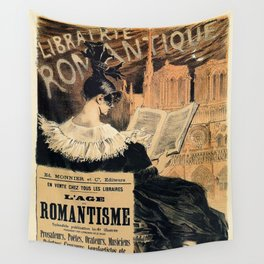 The Age of Romantism Wall Tapestry