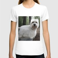 friday T-shirts featuring Friday by debspoons