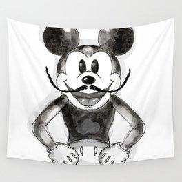 Hey Mickey Wall Tapestry