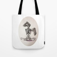 Mixed Media Drawing : Metamorphic Transition 1  Tote Bag