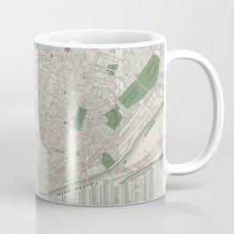 Vintage Map of St. Louis Missouri (1921) Coffee Mug