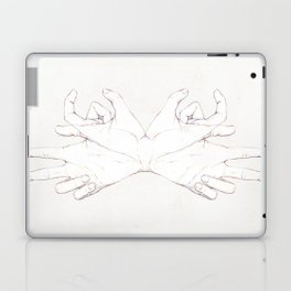 Head Crab Laptop & iPad Skin