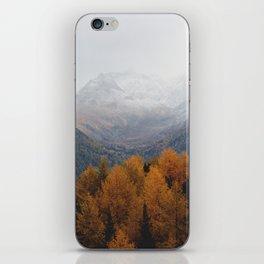 Autumn Air iPhone Skin