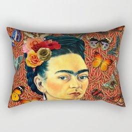 FRIDA bUTTERFLYS Rectangular Pillow