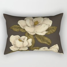 Magnolias Rectangular Pillow