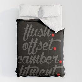 flush offset camber fitment v4 HQvector Comforters