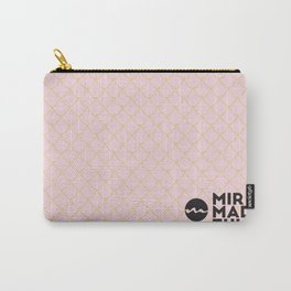 MirMadeThis Pink Carry-All Pouch