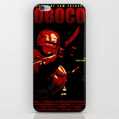Robocop - Alternative poster iPhone & iPod Skin