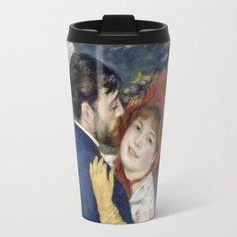 Auguste Renoir - Country Dance Travel Mug