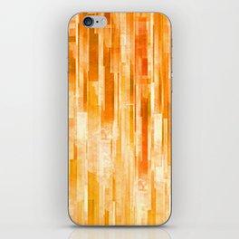 JPG lines iPhone Skin