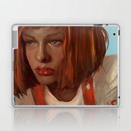 leeloo - the fifth element Laptop & iPad Skin