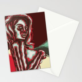 Oh! Am I indecent? Stationery Cards