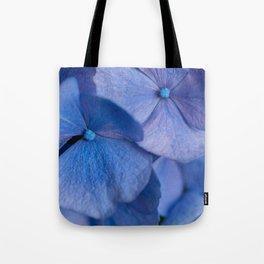 Blue Hydrangeas #2 # #art #society6 Tote Bag