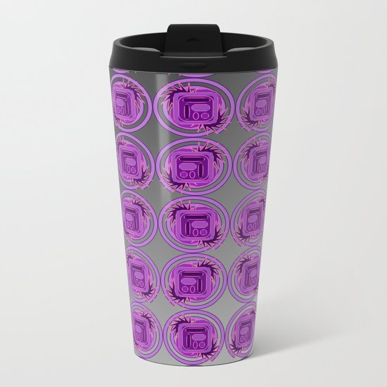 Angelic Metal Travel Mug