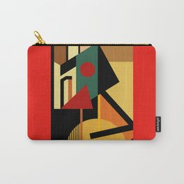 THE GEOMETRIST Carry-All Pouch