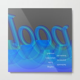 pool Metal Print