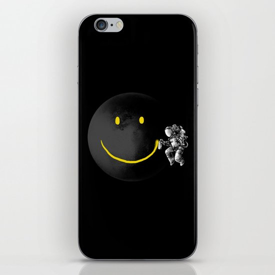 Make a Smile iPhone & iPod Skin