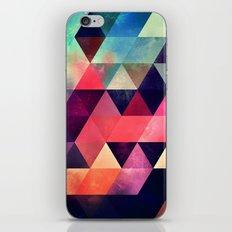 tryypyzoyd symmyr rymyx iPhone & iPod Skin